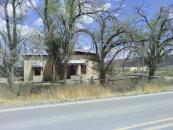 Cool abandoned house on the reservation