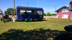 The fried mullet truck where I got lunch